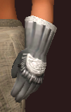 Forest Scion's Gloves of the Citadel (Equipped)