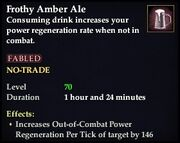 Frothy Amber Ale