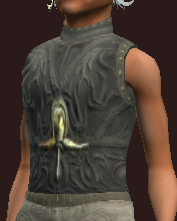 Grey Vest of the Far Seas Traders (Equipped)