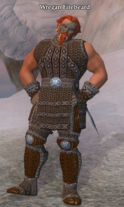 Wregan Firebeard