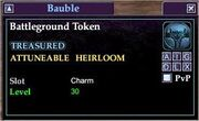 Battleground Token