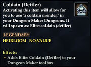 Coldain (Defiler)