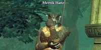 Merrik Hanz