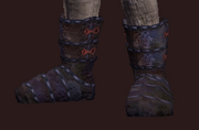 Archon's Plate Boots (Equipped)