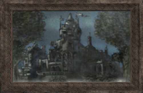 File:Oil Painting of a Castle (Visible).jpg
