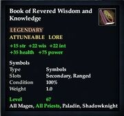 Book of Revered Wisdom and Knowledge