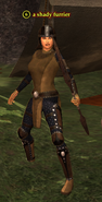 A shady furrier (human)
