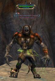 Necromunger Garrkk (Advanced Solo)