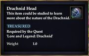 Drachnid Head