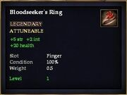 Bloodseeker's Ring