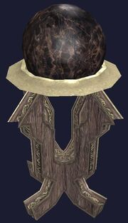 A dismal orb of decadence (Placed)