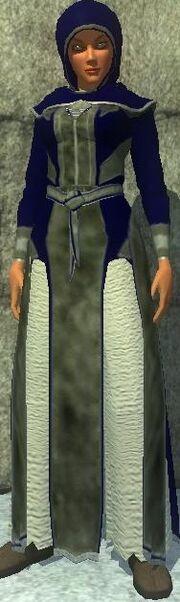 Holy Acolyte (female)