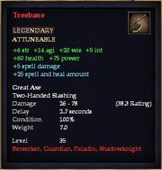 Treebane