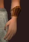 Elysian Wristguard of the Maestro (Equipped)