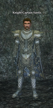 Knight-Captain Santis