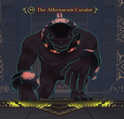The Athenaeum Curator