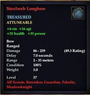 Steelweb Longbow