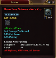 Boundless Naturewalker's Cap