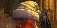 Holly Leaf Frostfell Cap