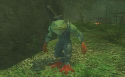 Frogloks - 'Lost' 03