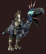 Terrorbird (Equipped)