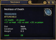 Necklace of Death