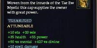 Tae Ew Mystic Mesh Cap
