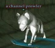 A channel prowler