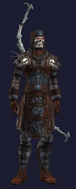 Brutallic (Armor Set)