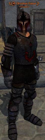 Decimus Eonus Guard