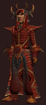 Occultist's Seraphic (Armor Set) (Visible, Male)