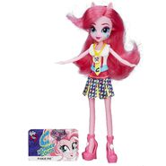 Friendship Games School Spirit Pinkie Pie doll