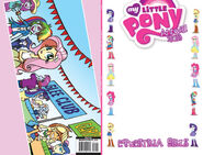 My Little Pony Annual 2013 blank cover