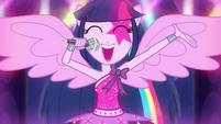 Twilight Sparkle singing EG2