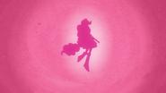 Pinkie Pie transformation silhouette EG