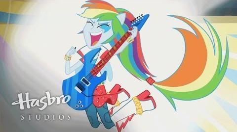 """""""Sorprendente Así Soy Yo"""" (Versión Extendida) - MLP Equestria Girls - Rainbow Rocks-0"""