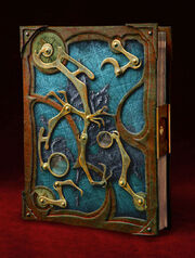 Steampunk ish book by smakeupfx-d1jeza0