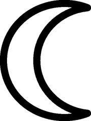 Moonsymbol