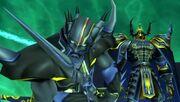 Cecil defendiendo Golbez.jpg