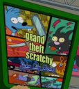 Grand Theft Scratchy Itchy City Stories