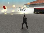 Explosión GTA VC
