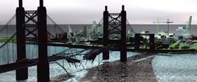Representacion artistica del callahan bridge beta.PNG