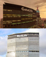 Gta getalife building