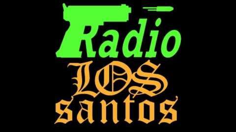 Radio Los Santos 2Pac - I Don't Give A Fuck