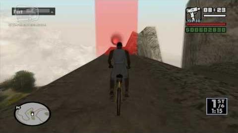 GTA San Andreas - Walkthrough - The Chiliad Challenge 2 - Birdseye Winder (HD)