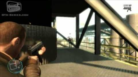 GTA IV High-End Assassination Mission - Industrial Action