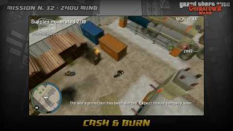 Cash & Burn