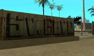Graffitis SV.GLVD