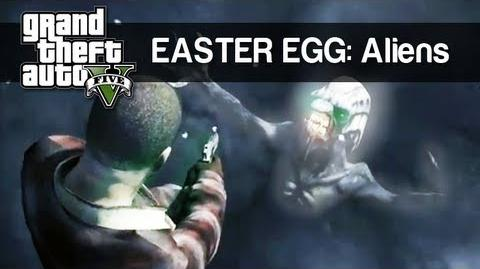 Easter Eggs de Grand Theft Auto V