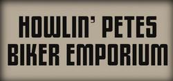 Howlin' Petes Biker Emporium logo.png